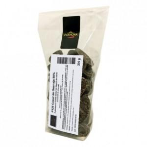 P125 Cœur de Guanaja 80% concentré de chocolat fèves 200 g