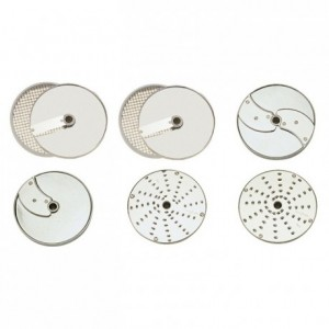 Pack of 8 discs for institutions for CL50