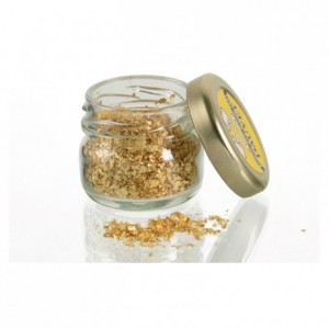 Paillettes d'or flacon 0,5 g