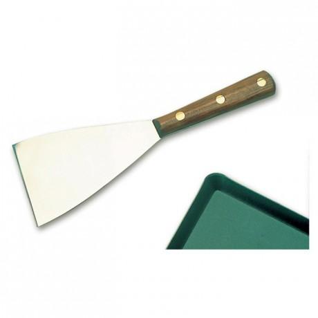 Palette triangle en inox L 100 mm