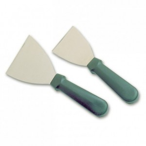 Triangular spatula 245 x 100 mm