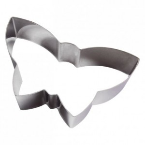Butterfly stainless steel H30 120x150 mm (pack of 6)