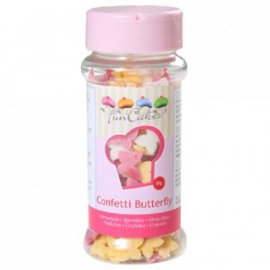 FunCakes Butterfly Mix 50g