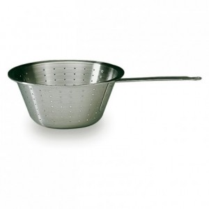 Colander with handle stainless steel Ø 240 mm