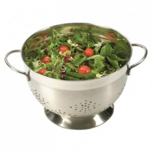 Stainless steel colander Ø 200 mm