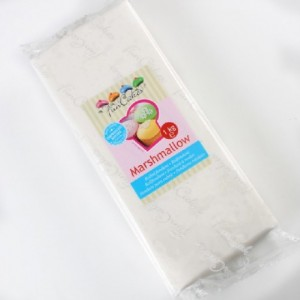 FunCakes Fondant Marshmallow White 1kg