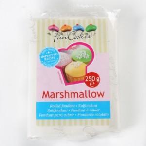 FunCakes Fondant Marshmallow White 250g