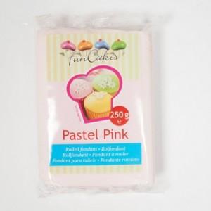 Pâte à sucre FunCakes rose pastel 250 g