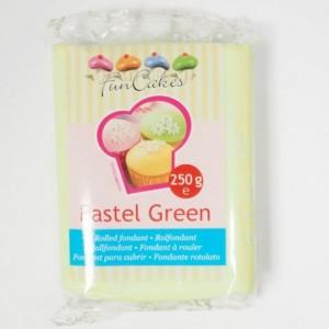 FunCakes Fondant -Pastel Green- -250g-