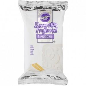 Pâte à sucre Wilton blanc 500 g