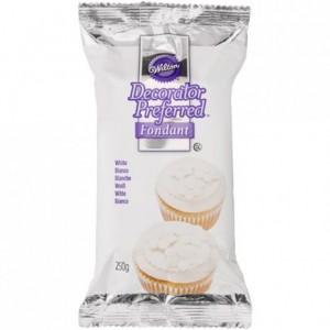 Pâte à sucre Wilton blanc 250 g