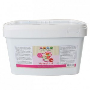FunCakes Marzipan Natural 1:4 Ready-to-Roll 5kg