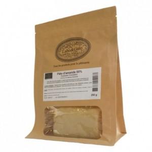 Pâte d'amande Expression Chocolatiers 55% 250 g