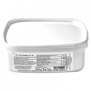Pâte d'amande décor 33% 4 kg