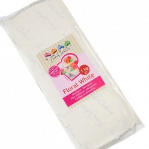 FunCakes Marzipan Floral White 1kg