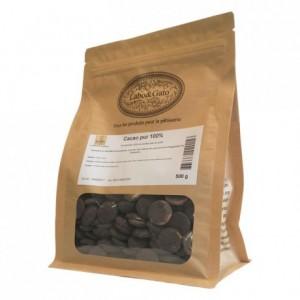 Pâte de cacao 100% 500 g