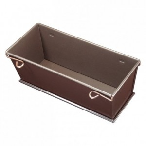 Folding loaf pan non-stick 300x100 mm