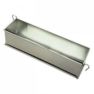 Long plain loaf pan tin 500x80 mm