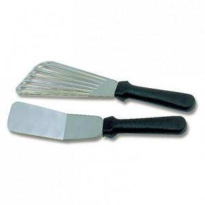 Pelle à friture inox L 170 mm