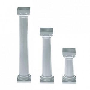 Wilton Grecian Pillars 7,5cm, pk/4