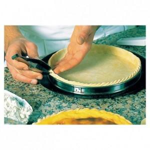 Pince à chiqueter les pâtes en inox L 100 mm