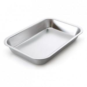 Plaque à débarrasser aluminium L 450 mm