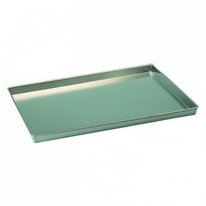 Plaque confiserie évasée en aluminium 600 x 400 mm