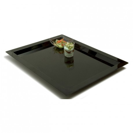 Shangai tray black (12 pcs)