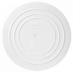 Wilton Decorator Preferred Smooth Edge Plate 15cm