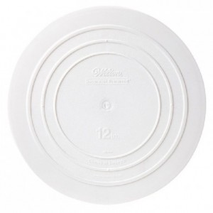 Wilton Decorator Preferred Smooth Edge Plate 30cm