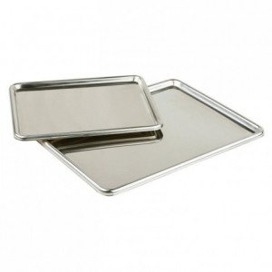 Rounded corners bakery tray 310 x 240 mm