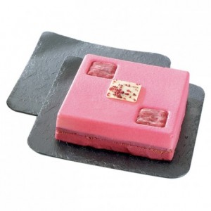 Stone tray imitation slate L 200 mm (100 pcs)