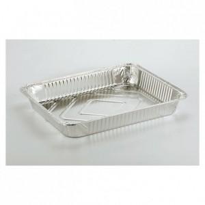 Plat gastronorme aluminium GN 1/2 (lot de 150)