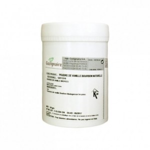 Poudre de vanille Tahitensis 100% pure 50 g
