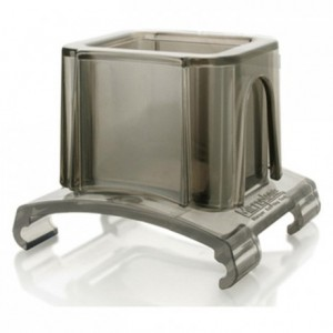 Protective pusher for Gourmet graters