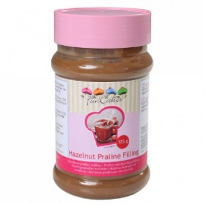 Praliné noisette 50% FunCakes 325 g