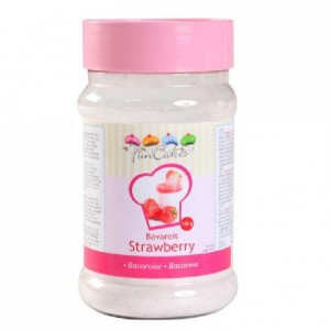 FunCakes mix for Bavarois Strawberry 150g