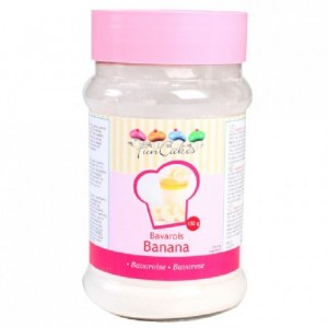 FunCakes mix for Bavarois Banana 150g