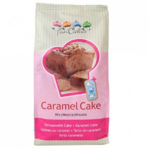 FunCakes Mix for Caramel Cake 1kg