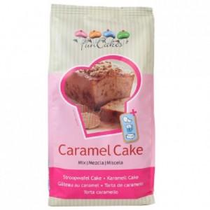 Préparation pour cake au caramel FunCakes 1 kg