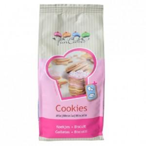 Préparation pour cookies FunCakes 500 g