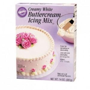 Préparation pour crème au beurre Wilton 400 g