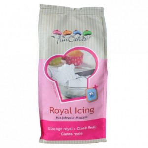 Préparation pour glaçage royal FunCakes 450 g