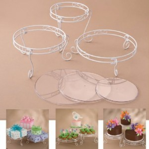 Wilton Cakes and Treats Display Set