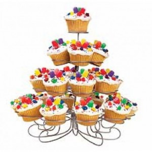 Wilton Cupcakes n More Stand Medium 23 cupcakes