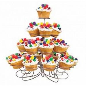 Wilton Cupcakes n More Stand Medium 23 cupcakes