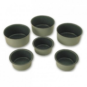 Ramekin mould Exopan Ø 90 mm H 40 mm (2 pcs)