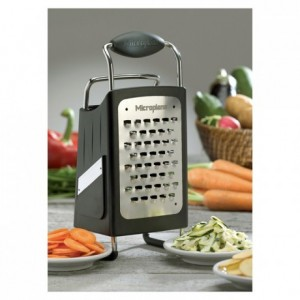 4-sided grater Microplane