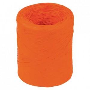 Raffia orange 200 m