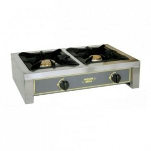 Gas stove 2 burners